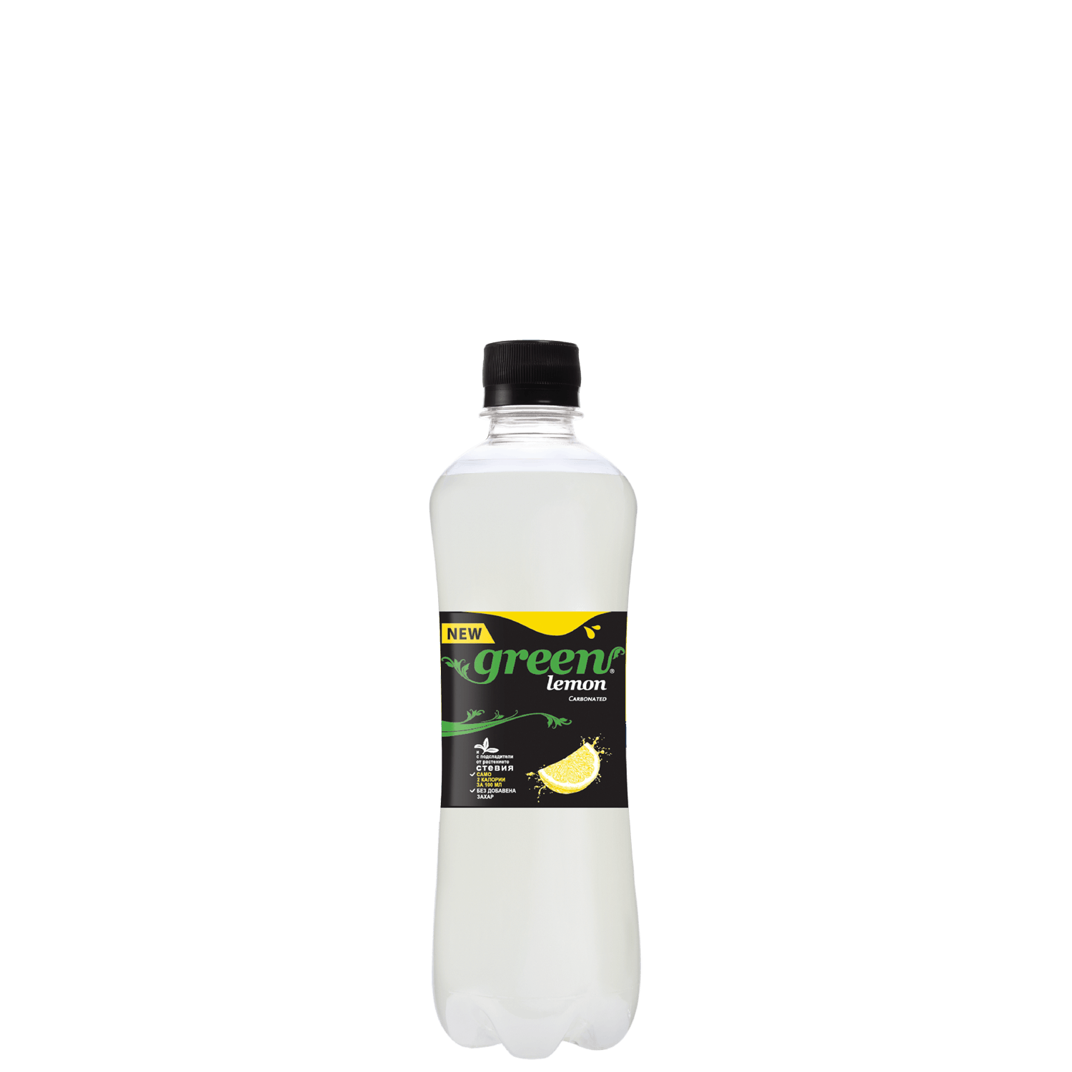 Green Lemon - Bottle PET - 500ml